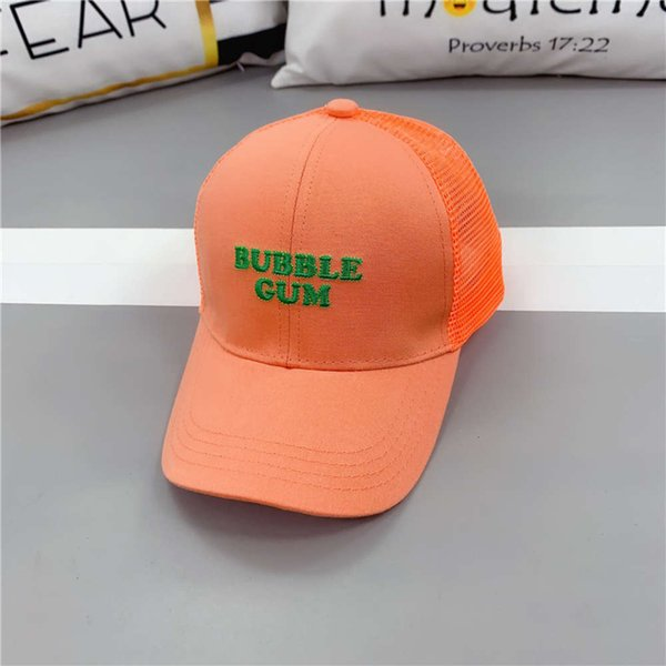 Orange - Bubb Net Chapeau