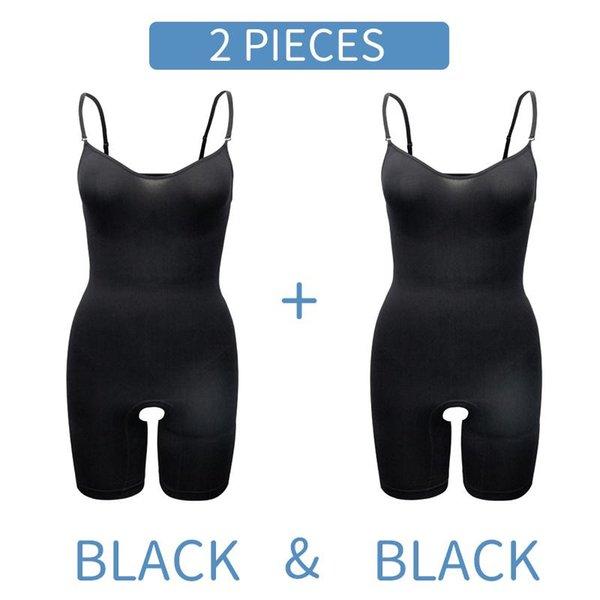 Dois pedaços negros