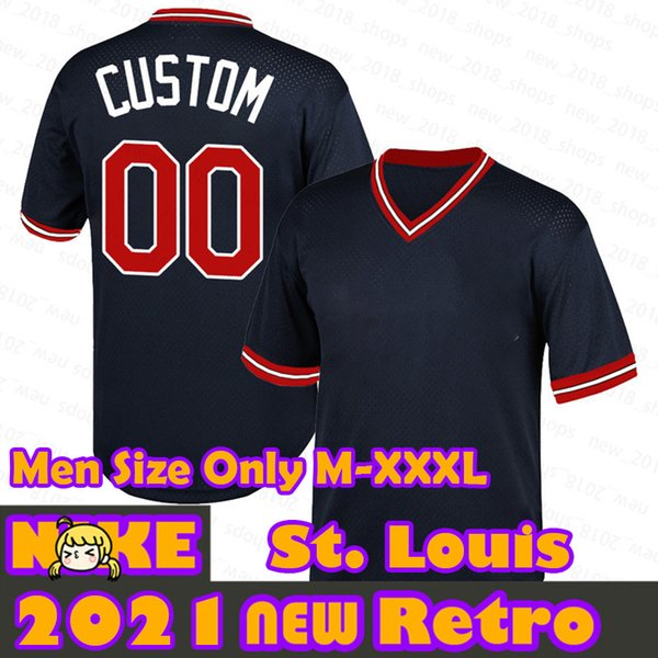 Custom Retro Men Jersey