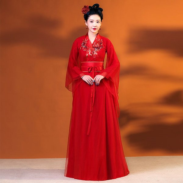 Traditional Chinese Hanfu Women Dress Chinese Cosplay Robe Dance Set Fairy Costume Clothing Girls Han Chinese Clothing 11972 Apparel Ethnic Clothing DIY Clothing Mens Clothing Womens Clothing