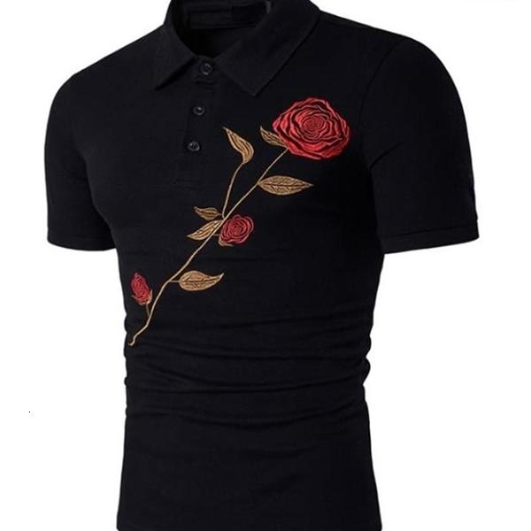 Embroidery Short Sleeve Lapel Neck Tees Top Luxury Mens Clothing Summer Mens Designer Polo Fashion Rose Fashion Mens Clothing Women Clothing Mens Jeans Pants Hoodies Hiphop ,Women Dress ,Suits Tracksuits,Ladies Tracksuits Welcome to our Store