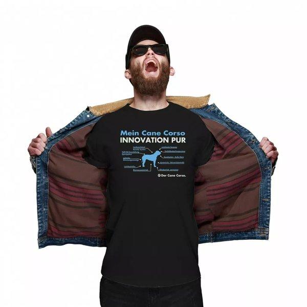 Cane Corso Unisex T-Shirt innovation Dog Motif Italiano Cane Corz Italy