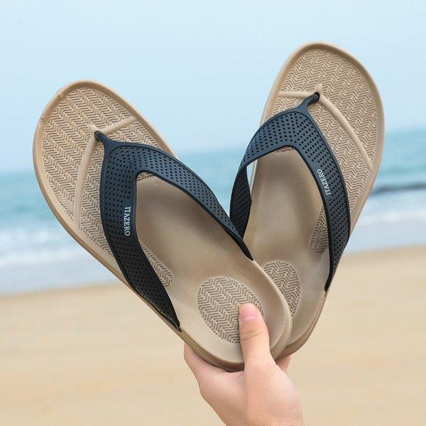 Summer Cool Men Slippers Sandals Beach Slippers Comfortable Fashion Slippers Men Flip Flops Men Shoes