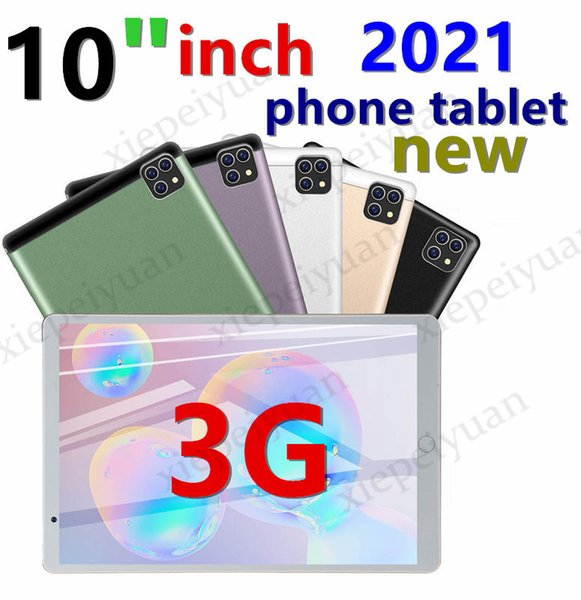 best selling 2021 Octa Core 10 inch MTK6592 dual sim 3G tablet pc phone IPS capacitive touch screen android 7.0 4GB 64GB wifi