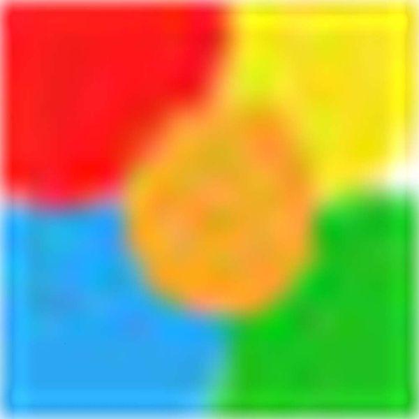 Multicolore aléatoire