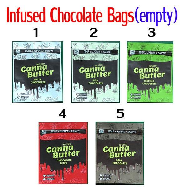 Chocolat infusé