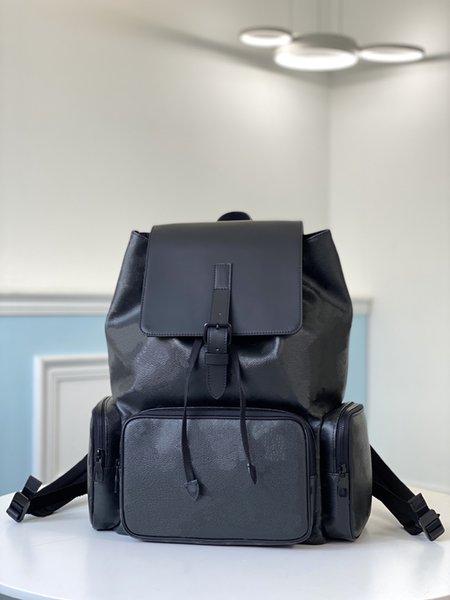 best selling Luxury designer school bag Luggage backpack men's wallet Abloh large-capacity trend briefcase handbag TRIO travel bags #45538