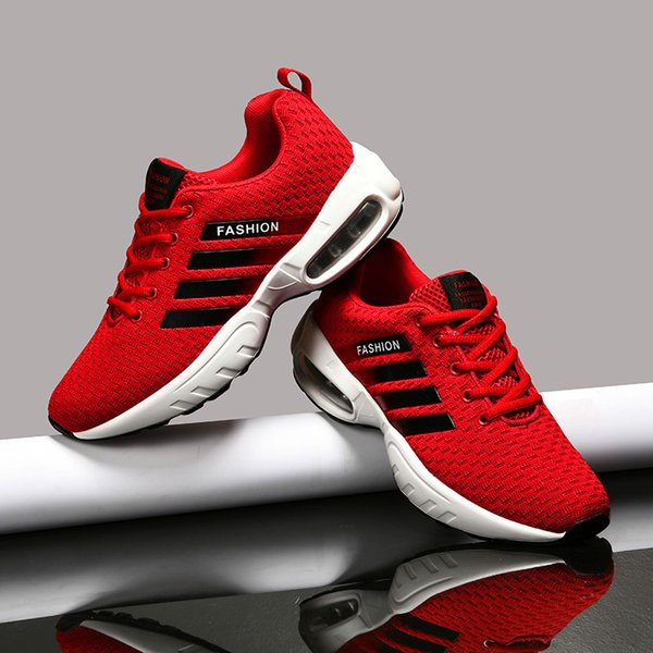 Brand Mens Casual Shoes Breathable Lace-Up Walking Shoes tenis masculino adulto Lightweight Comfortable Mesh Men Sneakers Shoes