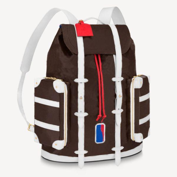 best selling 5 colors mens backpack Christopher school bag Basketball backpack travel sport backpacks designers large bags