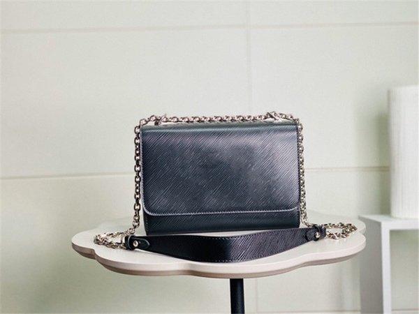 Cowhide Chain braid Genuine Leather Shoulder Bag bags for women luxury handbags women bags designer Women Messenger