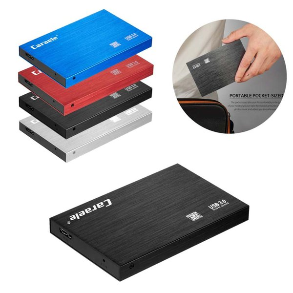 """top popular HDD SSD USB 3.0 2.5"""" 5400RPM External Hard Drives 500GB 1TB 2TB Mobile Storages Portable Drive Disk For Notebook PC Laptop Desktop 2021"""