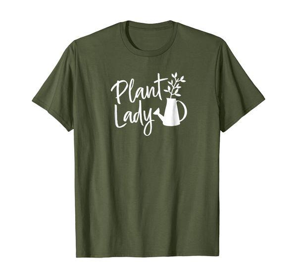 Plant Lady Shirt - Funny Plant Lover T-Shirt