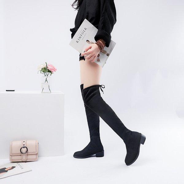 Femmes # 039; S - Suede noir