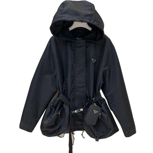 Black1 con cinturón de bolsa