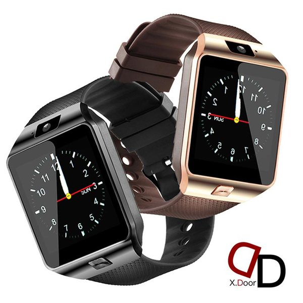 top popular 2021 DZ09 Compare To GT08 U8 A1 Reloj Inteligente Android Smart Watch SIM Card Mobile Phone Watches Smartwatch eppioneer store 2021