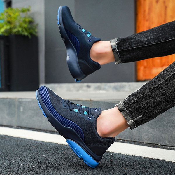 New Four Seasons Youth Fashion Trend Shoes Men Casual Sneakers Men wild breathable sports tide shoes casual shoes mens