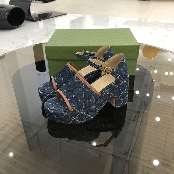 top popular 2021 latest fashion goddess high heeled sandals quality comfortable feet beautiful elegant temperament you deserve size 34-41 2021