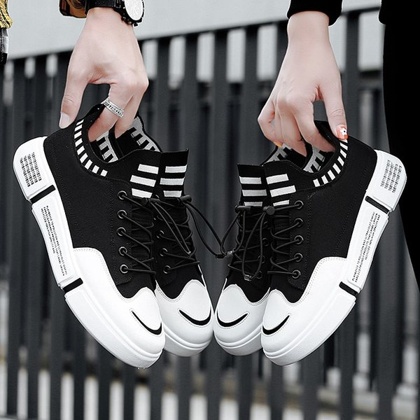 Unisex Lovers Couple Men Casual Shoes Men Summer Sneakers Footwear Large Mens Shoes Men Running Shoes Vulcanized