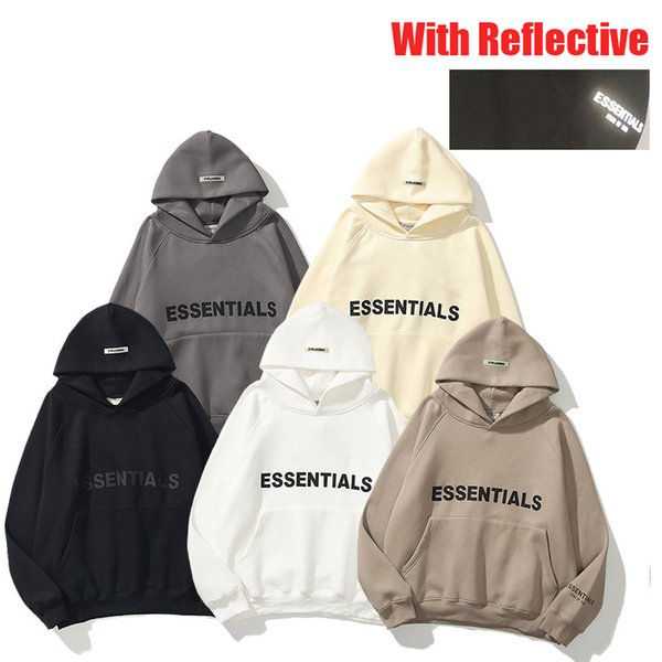 best selling 2021 Hight Quality FOG Designer Jacket Men Women Spring Autumn Sweatshirts Outerwear Hoodies Top Jogger Fear Of God Essentials Pullover Clothes Tracksuit 21SS