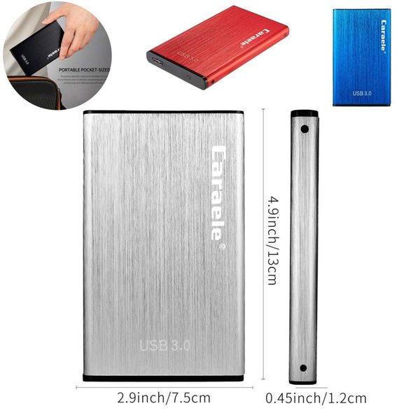"""best selling HDD SSD USB 3.0 2.5"""" 5400RPM External Hard Drives 500GB 1TB 2TB Mobile Storages Device Portable Disk For PC Laptop Desktop"""