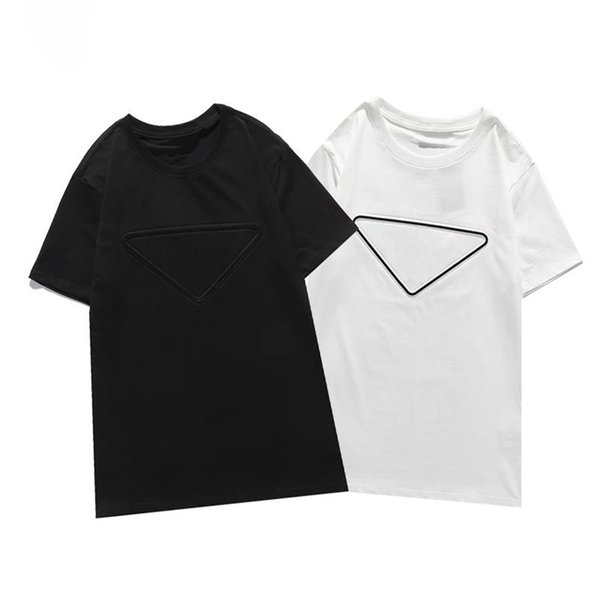 top popular 2021 Mens T shirt Summer High Quality Hip Hop Casual Teenager Fashion Print Men Tops Classic with Brand Top Short Sleeve 2021