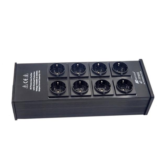 ccessories Parts Electrical Socket Plugs Adaptors MATIHUR e-TP80 Audio Noise AC Filter Power Conditioner Power Purifier Surge Protection...