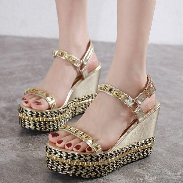 Woman Sandals High Heels Women Sandals Flat Casual Shoes Summer Sandals Women 2020 Summer Shoes