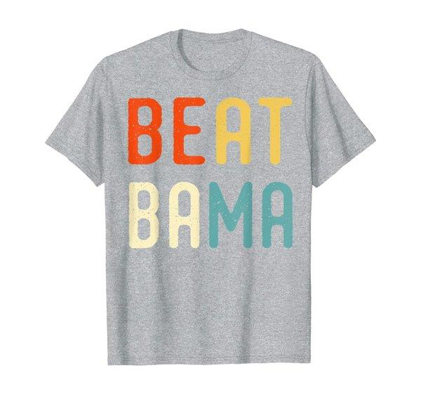 Beat Bama Shirt - Vintage Retro Beat Bama T-Shirt