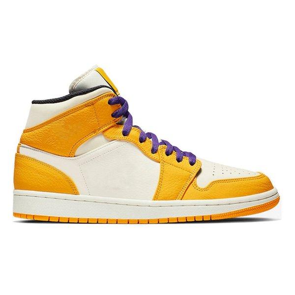 D57 36-46 Lakers Sarı