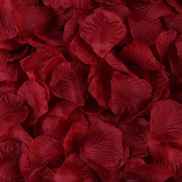 Color rojo oscuro