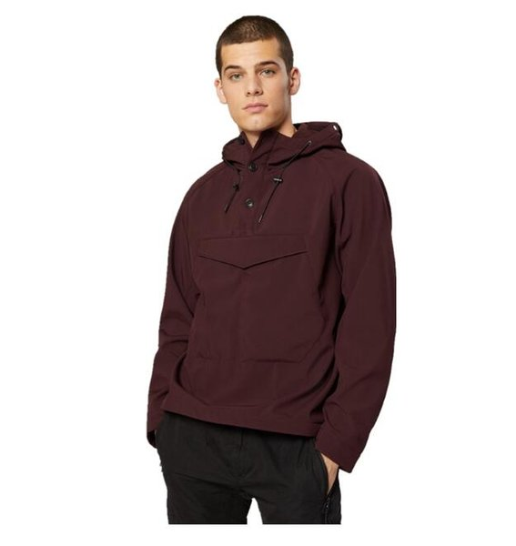 best selling Top Quality Men GOGGLE jacket casual CP hoodies outdoor windbreak black army green wine red size M-XXL