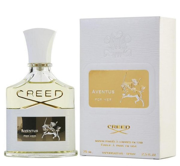 best selling Share to be partner Compare with similar Items NEW Creed Aventus For Her Perfume Women Perfume Long Lasting High Fragrance 75ml Good Quality women Parfum with box