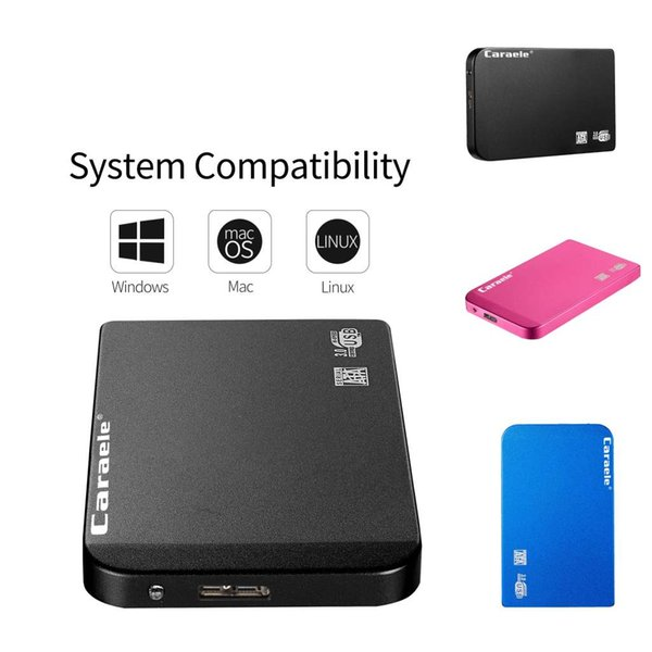"""best selling HDD SSD USB 3.0 2.5"""" 5400RPM External Hard Drives 500GB 1TB 2TB 8MB Mobile Storages Device Portable Disk For PC Laptop Desktop"""