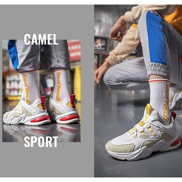 New high quality camel for men and women fashion casual sports shoes unisex shoes couple shoes