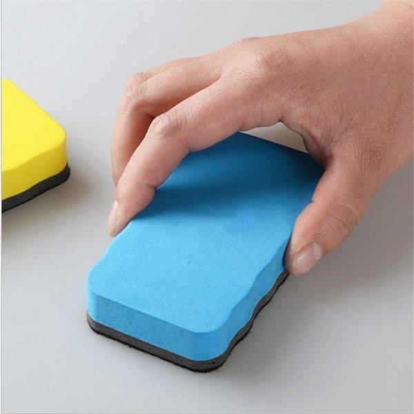 best selling Sponge Composite Eraser Eva Magnetic Absorbable Blackboard for Teaching and Office