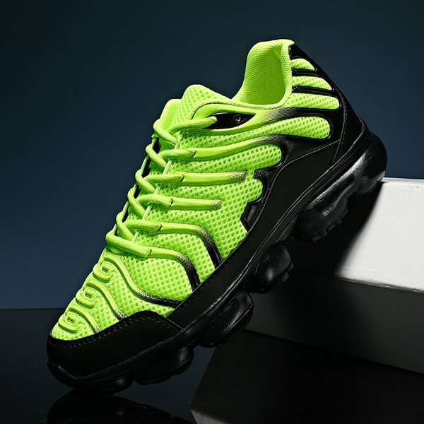 Men Shoes Mesh Breathable Tenis Masculino Adulto Light Outdoor Sneakers Spring/Autumn Lace-up Causal Male Shoes scarpe uomo