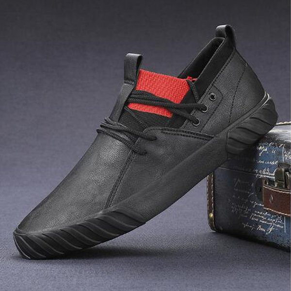 fashion comfortable appearance, high-quality casual shoes for men and women, leather shoes