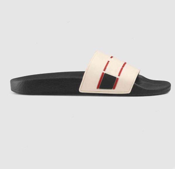 best selling Woman Man Sandals quality Stylish Slipper Fashion Classics Men Women Flat shoes Slide Eu:35-45 With box