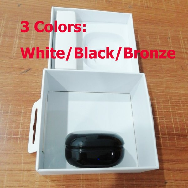 top popular Top Seller White Black Bronze 180 Live Mini Wireless Bluetooth Earphones EarBuds Headphone Charging Earphone with High Quality 3Colors 2021