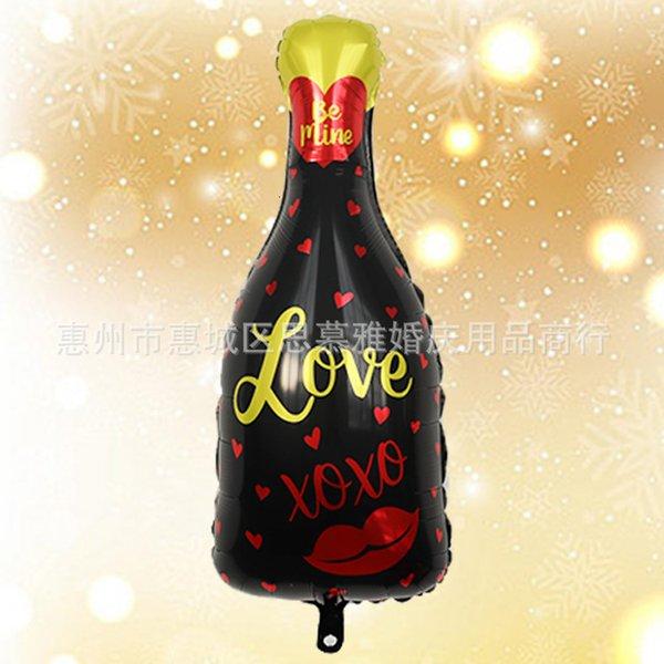 Nova garrafa de amor