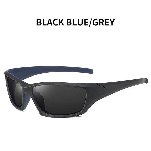Azul preto - cinza