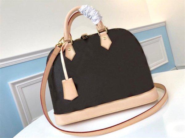 top popular Shoulder Bags 2021 Luxurys Designers Mini Shell Bag handbags CrossBody Fashion Women Leather High Quality bolsos de las mujeres 2021