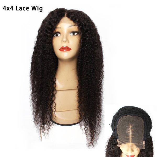 4 * 4 кружевной парик