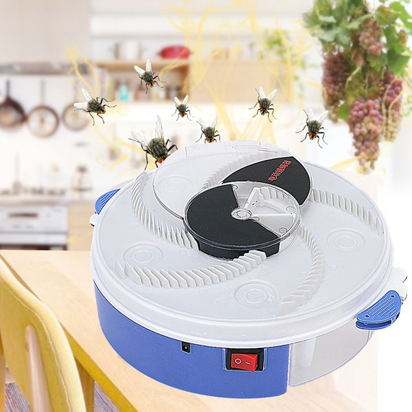 Safety Electric USB Automatic Flycatcher Mosquito Flying Fly Killer Pest Insect Fly trap Fly Trap Bait Pest Reject Pest Control