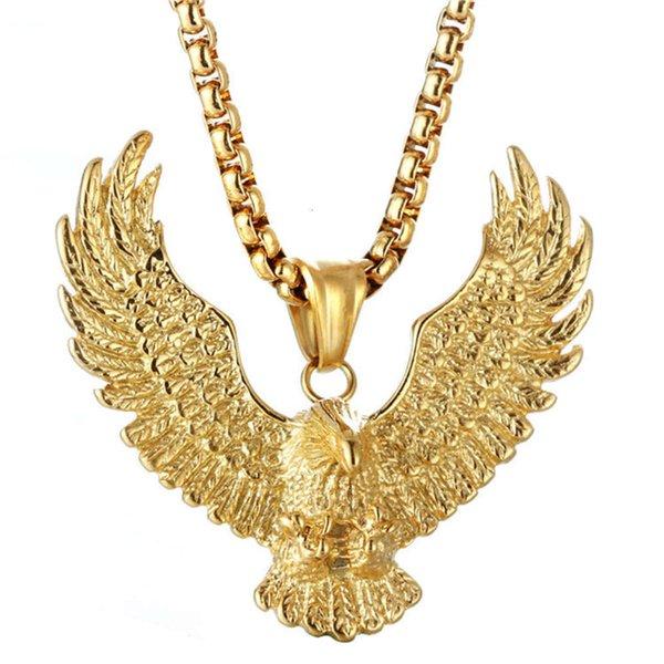 Pendentif en or (sans chaîne)