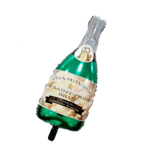 Nova garrafa de vinho verde