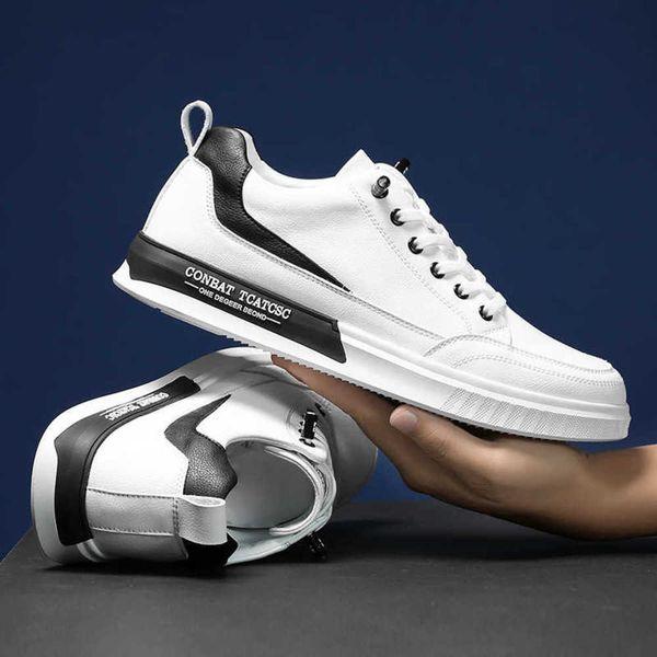 Casual shoes Men's autumn and winter 2020 new men's fashion Korean casual versatile small white boys' board XIYX