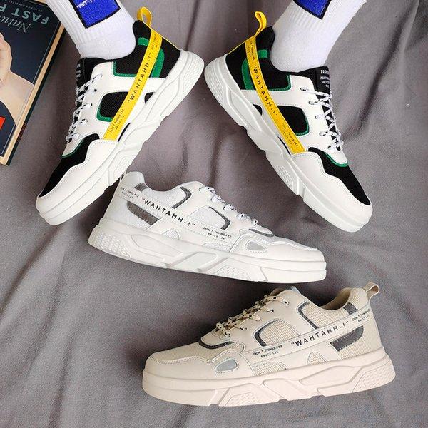 Brand Mens Fashion Shoes Casual Mens Shoes Cheap Casual Shoes Sneakers Breathable 2021 Mens Sneakers Zapatillas Hombre