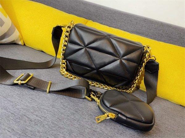 handbag crossbody bag shoulder bag women fashion bags lady chains handbags cowhide hobo chain purse messenger bag