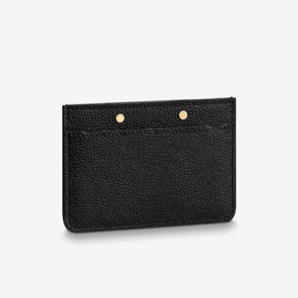 best selling M69171 Floral Embossed CARD HOLDER Designer Womens Mini Sarah Clemence Key Pouch Pochette Accessoires Coin Purse Neo Porte Cartes Wallet